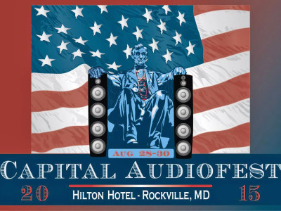 Visit the 2015 Capital Audiofest! August 28-30