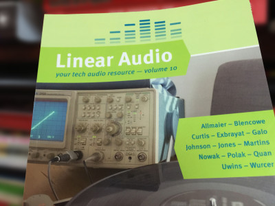 Linear Audio Volume 10 is Now Available