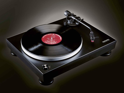 Audio-Technica LP5 Genuine High-Fidelity Vinyl Turntable