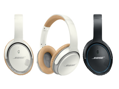 New Bose SoundLink II Around-Ear Wireless Headphones