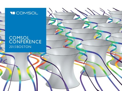 Boston 2015 COMSOL Conference on Multiphysics Simulation to Feature Focus Session on Acoustics Simulation