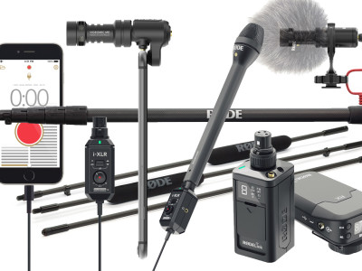 RØDE Introduces New Products and Enters New Categories at IBC 2015