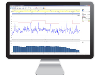 Advanced Noise Analysis with XL2 Data Explorer Software from NTi Audio