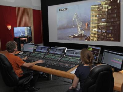 Yamaha, Steinberg and Harrison Announce Sound-for-Film Strategic Alliance