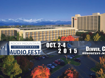 Getting Ready for Rocky Mountain Audio Fest 2015