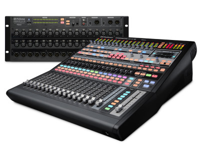 PreSonus StudioLive CS18AI for Advanced Control of StudioLive RM Mixers Now Available