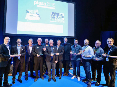 2015 PLASA Awards for Innovation Winners Announced