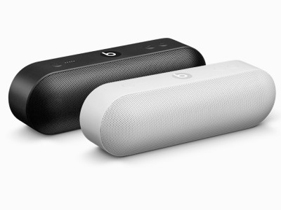 New Beats Pill+ Bluetooth Wireless Speaker Signals Apple Guidance