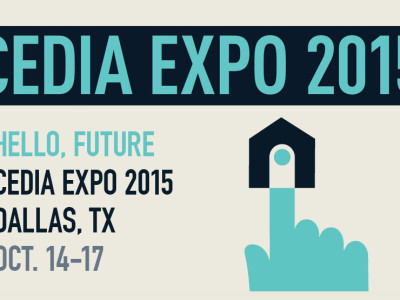 Full Picture of The Future Home Experience at CEDIA Expo 2015