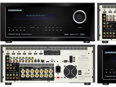 AudioControl Launches New Dolby ATMOS Concert AVR-7 & AVR-9 Receivers