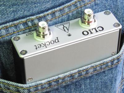 Audiomatica's CLIO Pocket Electro-Acoustical Portable Measurement System