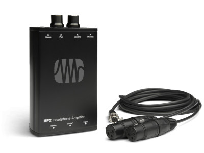 PreSonus HP2 Personal Headphone Amplifier Designed for Musicians In-Ears
