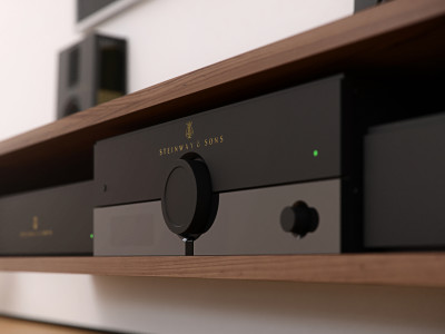 Steinway Lyngdorf Introduces Model P200 Surround Sound Processor with Dolby Atmos, DTS:X, and Auro-3D