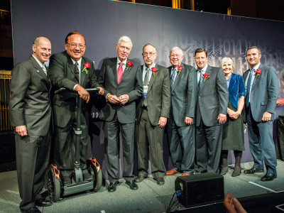 The Consumer Technology Association Inducts Eight Innovators into the 2015 CE Hall of Fame