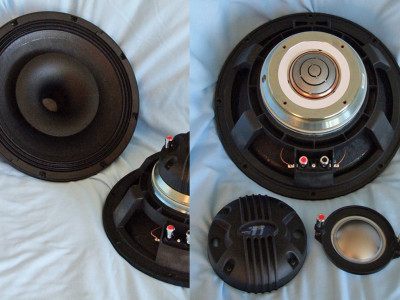 "Test Bench - Acustica Beyma's 12CXA400Nd 12"" Pro Sound Coaxial Driver"