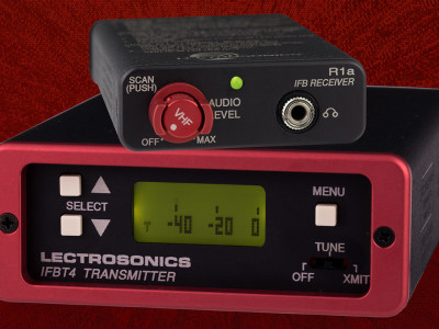 Lectrosonics Introduces new IFB-VHF Wireless System