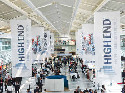 High End 2016 Exhibition Returns To Munich 5-8 May 2016