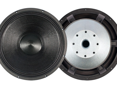 """New 15"""" High Performance LF Ferrite Driver from LaVoce"""