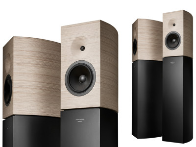 USA Distribution Announced for Amadeus Philharmonia Speakers Co-designed by Jean Nouvel