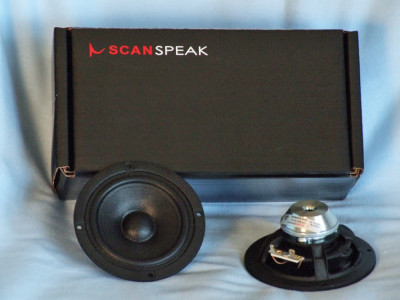 "Test Bench - Scan-Speak 10F/8414G10 Small 3.5"" Full-Range Woofer"