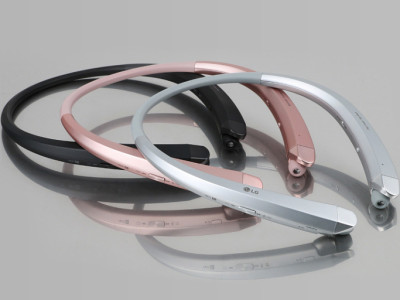 Popular LG Tone Infinim Around-the-Neck Wireless Headset Gets Updated For 2016