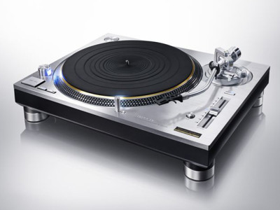 Technics Unveils Grand Class SL-1200G Turntable at CES 2016