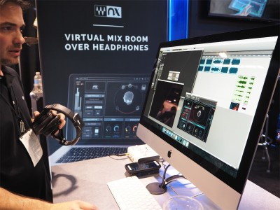 Waves Audio Now Shipping Waves Nx, Virtual Mix Room Plugin