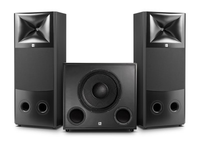 "New 18"" JBL SUB18 High Output Studio Subwoofer For Groundbreaking Bass"
