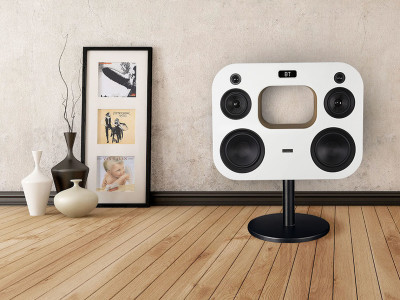 Fluance's Fi70 Makes a Design Statement in Bluetooth Speakers