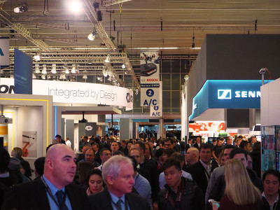 ISE 2016 Confirms Record Attendance and is Now the World's Largest AV and Systems Integration Show
