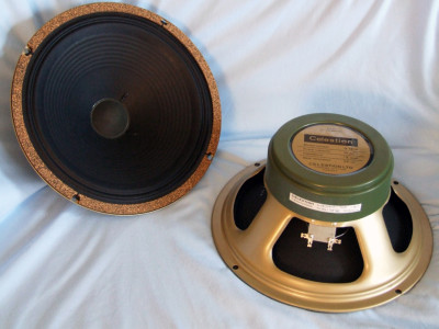 "Test Bench: Celestion G12H ""GreenBack"" 12"" Guitar Speaker Reissue"