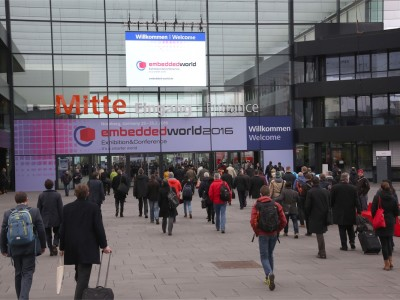 embedded world Exhibition and Conference 2016 Closes with New Records