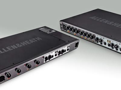 New GR Series Mixers for Multizone Audio from Allen & Heath