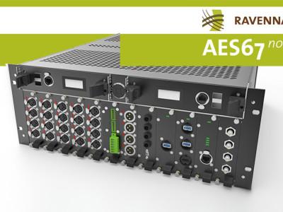 Boldburg of Slovakia Builds Modular Audio Infrastructure Solutions Based on RAVENNA