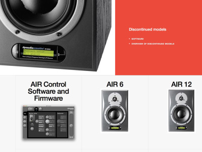 Dynaudio Discontinues AIR Series Professional Audio Monitors After 14 Years