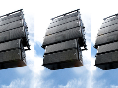 VUE Audiotechnik Reveals Large Format Systems at Prolight+Sound