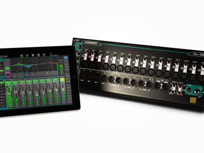 Allen & Heath Introduces New Qu-SB Stage Box Mixer-Interface and Personal Monitoring Hub