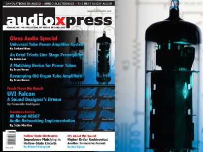 It's May Again, and Time for the audioXpress Glass Audio Special!