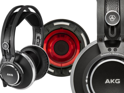 AKG Debuts New Closed-Back K872 Reference Headphones at Prolight+Sound 2016