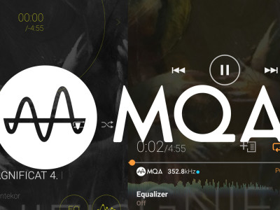 MQA Hardware and Software Players Become Available Via Upgrades