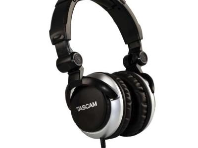 TASCAM Supplies Professional-Grade Headphones