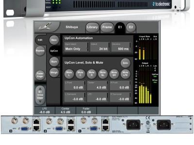 TC Electronic's UpCon Hi-res Audio Upconverter Now Shipping