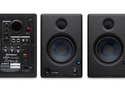 PreSonus Ships Ultra-Compact E4.5 Studio Reference Monitor