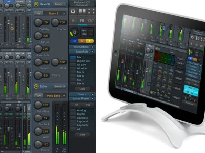 RME Converts its Windows/Mac Software TotalMix FX to iOS