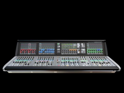 New Soundcraft Vi3000 Console with Onboard Dante