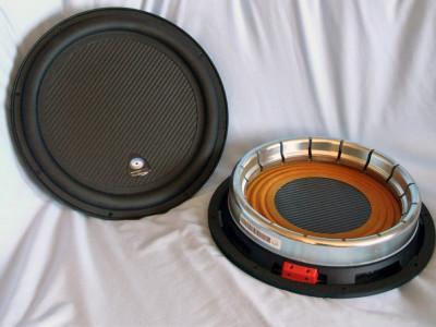 """Prescient Audio TD-12, a new 12"""" ThinDriver"""