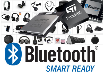 Bluetooth Low Energy Exhibiting Strong Growth While Wireless IC Shipments Expand