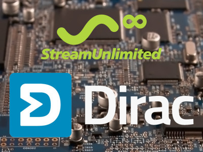 Dirac Research Certifies StreamUnlimited's StreamSDK