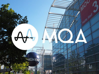 Decisive Momentum for MQA at Munich High End 2016