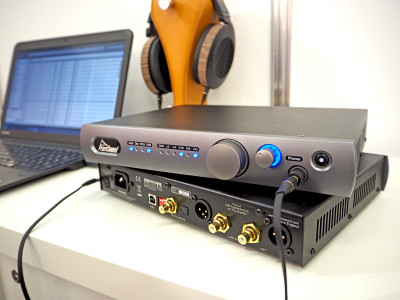 Prism Sound Introduces Callia DAC and Headphone Amplifier